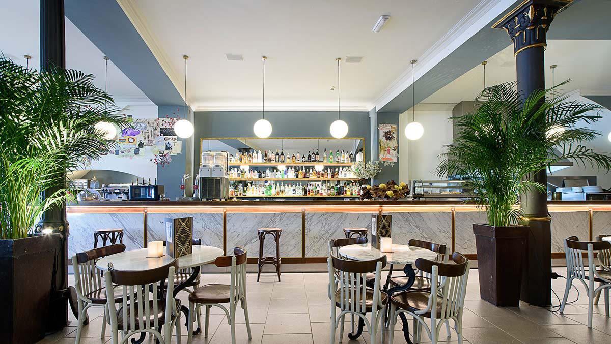 Cafe Restaurante Central