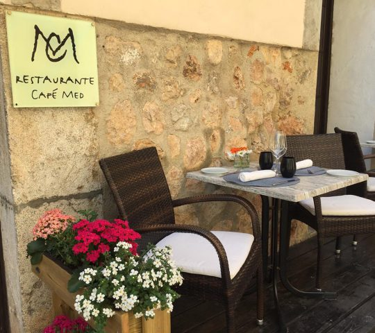 Restaurante Cafe Med